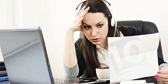 IKKE UTSETT: Det er kanskje fristende å utsette de mest krevende og kjedeligste oppgavene, men du bør snu tvert om - spar det beste til slutt!