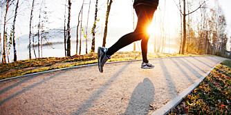 KOM I GANG: Å begynne morgenen med trening er noe mange suksessfulle mennesker gjør.