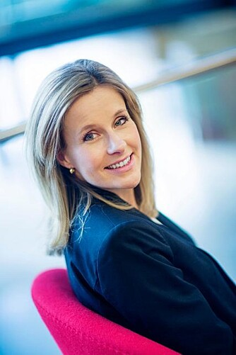 GIR RÅD OM HØYERE LØNN: Forbrukerøkonom i Storebrand, Kristina Picard. FOTO: Bo Mathisen
