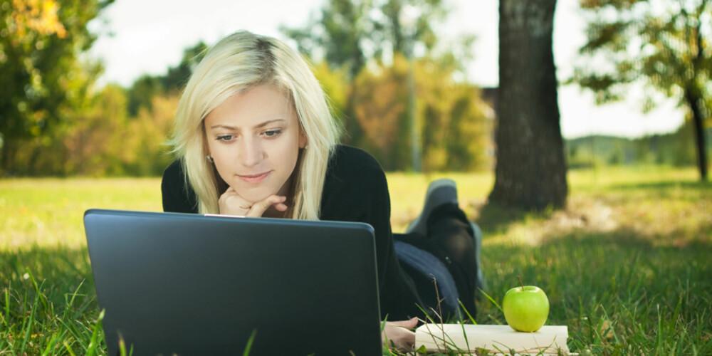 FRIHET: Å glede seg til jobb, og å føle at du gjør nytte for deg er viktig. ILLUSTRASJONSFOTO: Colourbox