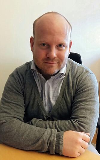EKSPERT: Glenn Gurrik, privatøkonomisk rådgiver ved Godepenger.no.