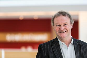 INGEN TVIL: Knut Dyre Haug, pensjonsøkonom ved Storebrand,  vil anbefale alle å spare pensjonen sin i fond for å få best mulig avkastning. FOTO: Storebrand.