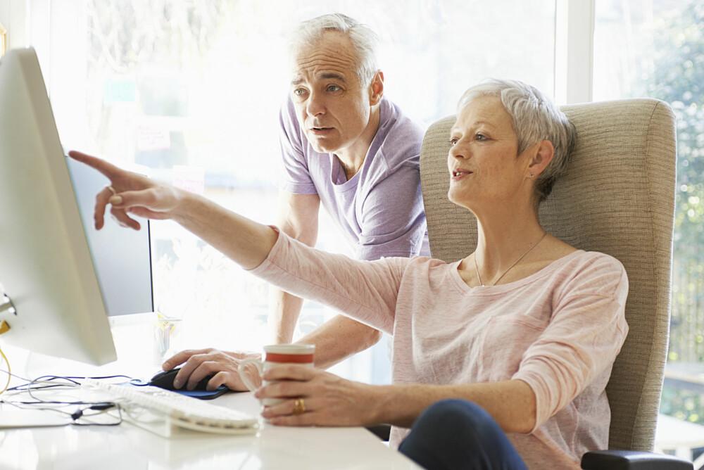 FLERE MÅTER Å SPARE PÅ:  Pensjonsordningen er delt i tre; det du får fra folketrygden, fra arbeidsgiver og eventuelt egen sparing. FOTO: Getty Images.