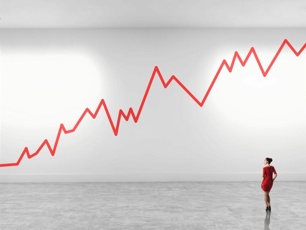 MEST GUNSTIG SPARING: Pensjonsøkonomen mener at den beste måten å spare til pensjon på, er i aksjefond og kombinasjonsfond. FOTO: Getty Images.