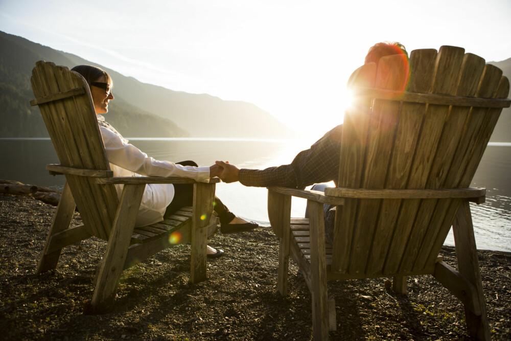 VÆR TRYGG: Sørg for å sette deg inn i reglene slik at du får en trygg og god fremtid. FOTO: Getty Images.