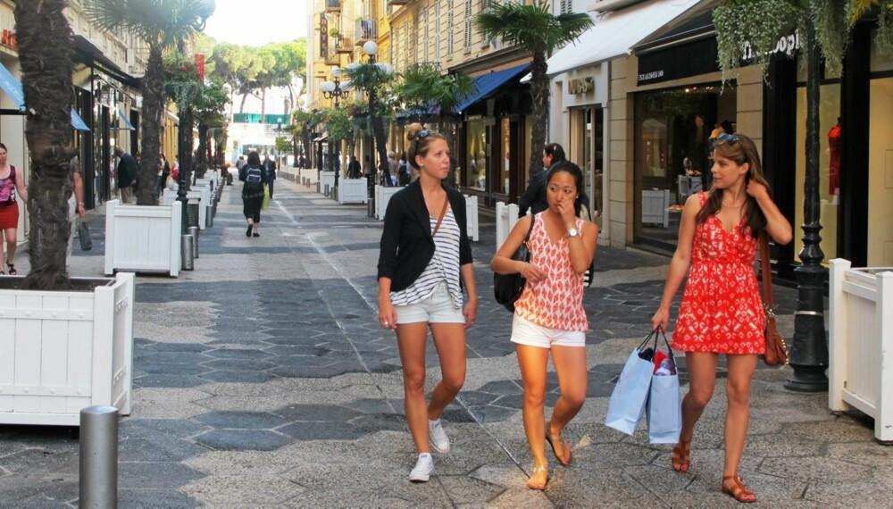 """NICE DEN VAKRE: Franskmennene kaller Nice for """"""""Nissa la Bella"""""""", og det forstår vi godt."""