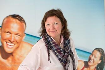 JOBBER MED FERIETURER: Lena Pettersson, Star Tour. FOTO: Privat.