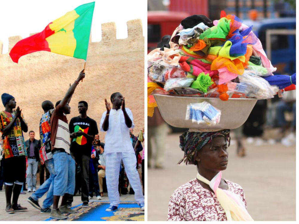 VARSOM: Noen steder er det mindre populært å ta bilder enn andre. Ifølge Gjermund Glesnes bør man være ekstra varsom i Gambia og Senegal. FOTO: Colourbox.com