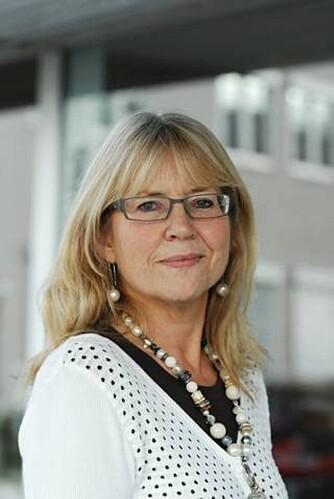 ANNE GJEMSDAL: informasjonssjef i Lilleborg.