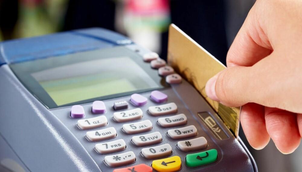 BREMS NED: Har gjelden bygget seg opp, bør du bremse ned forbruket drastisk, lage deg et budsjett og en plan over hvordan du skal betale ned kredittkortet på en best mulig måte.