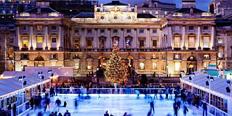 SOMERSET HOUSE: Besøk flotte Somerset House - helt gratis - neste gang du er i London.