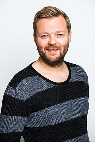 Medisinskfaglig ansvarlig lege ved Sex og Samfunn, Marius Johansen