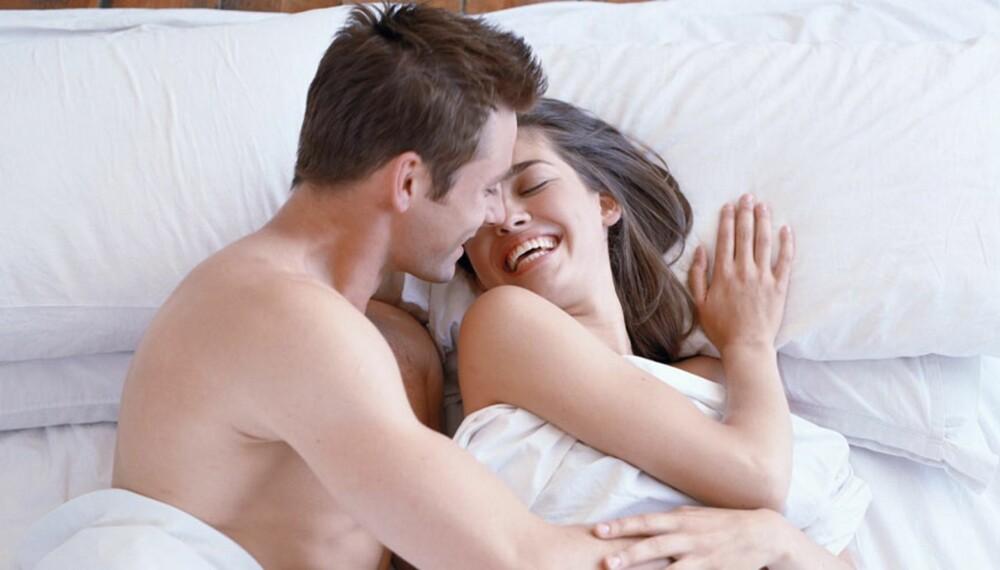 BEDRE SEXLIV: Kanskje alt som skal til er ekstra stønning i sengen?