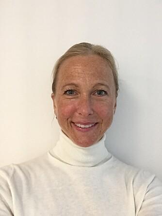 Klinisk psykologspesialist Annette Øverby