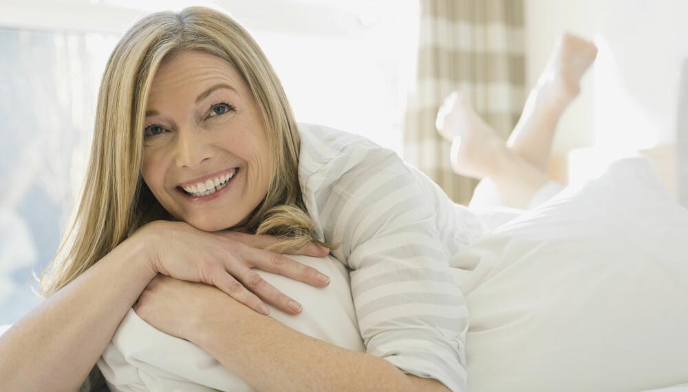 FINT INNSLAG: Telefonsex vil nok ikke erstatte vanlig samleie, men for mange er det både avslappende og sexy. Kanskje det er det som skal til for å sprite opp sexlivet?