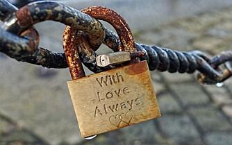 EVIG DIN: Livslang kjærlighet må jobbes med. FOTO: Beverley Goodwin/Flickr.com
