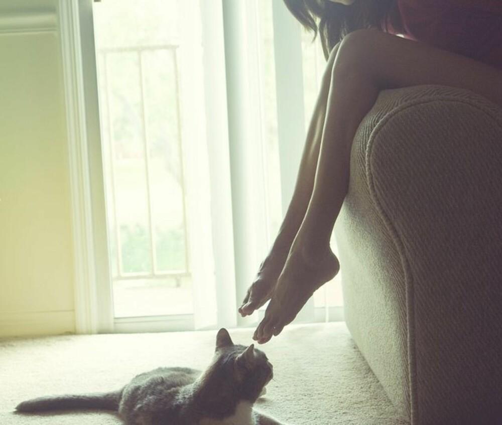 VÆR TILSTEDE DER DU ER: Sett grenser for jobben når du er hjemme. FOTO: Janine/Flickr.com