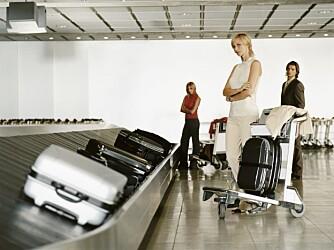 PAKK MØYSEOMMELIG: Ha alltid med alle verdisaker og medisiner i håndbagasjen, i tilfelle bagasjen din skulle bli forsinket. Legg aldri bilnøkler eller husnøkler i ekspedert bagasje.
