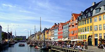 BRYGGETORGET I KØBENHAVN: Metrosystemet i København er blant det beste i Europa.