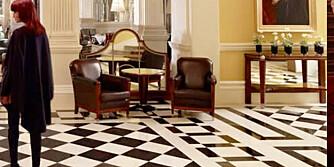 CLARIDGE'S: Dette er et av verdens eldste og mest luksusriøse hotellet. Perfekt for noen romantiske netter i London.