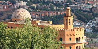 SPANIA: Granada er en av de vakreste byene i Spania, og dette hotellet kommer garantert til å falle i smak.
