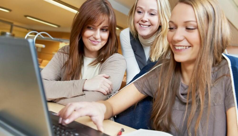STUDIELÅN: Studielånet har en del egenskaper som gjør det mer gunstig enn andre lån.