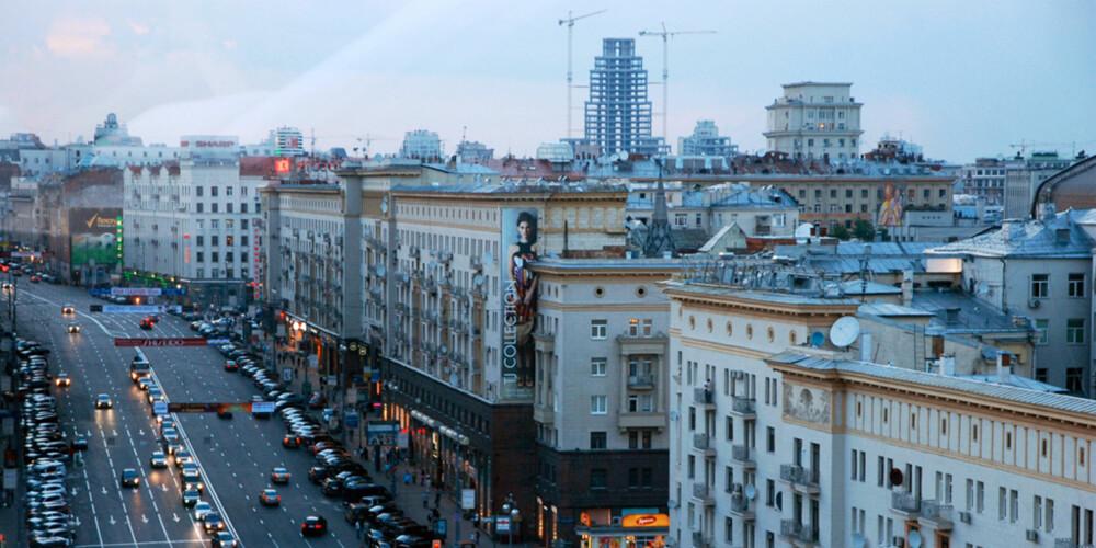 SPENNENDE STORBY: I Moskva finner du både historie, fantastisk arkitektur, spennende mat, eksklusiv shopping og verdens beste ballett.