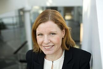 FORBRUKERØKONOM: Christine Warloe hos Nordea.