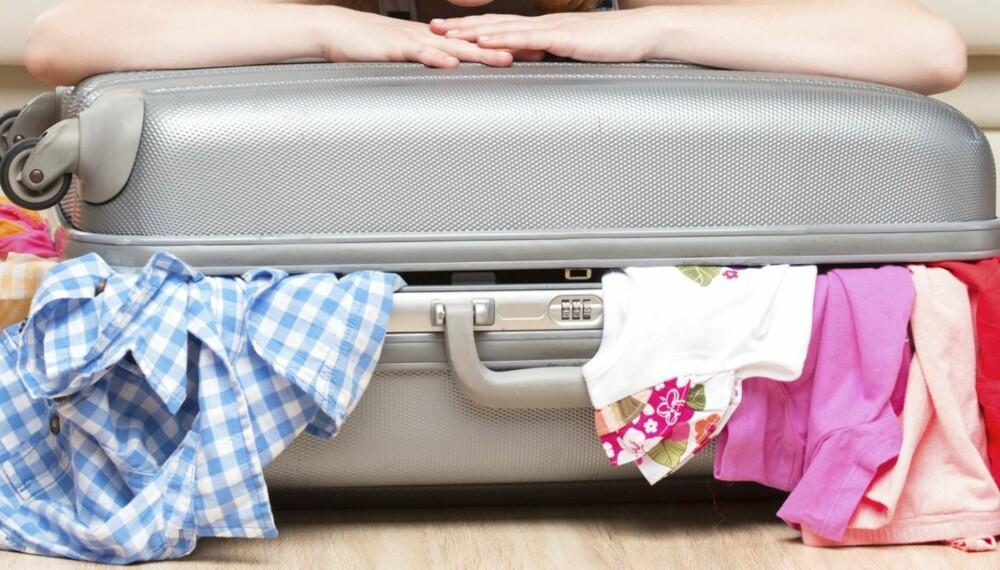 KAN BLI DYRT: Flyr du med Ryanair og ønsker å ha med deg 20 kilo bagasje, må du regne med å betale dyrt. Reiser du i høysesong og har ikke bestilt ekstra bagasje på forhånd er prisen opp mot 690 kroner per vei, altså 1380 kroner for tur/retur-reise.