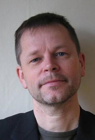 FORFATTER: Helge Svare har skrevet boken «Vennskap».