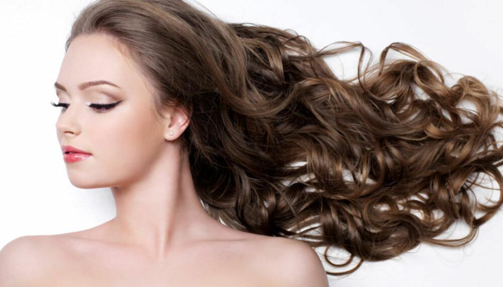 Superproduktene for ditt hår
