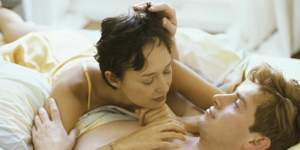"""NULL SEX? De tabbene kvinner oftest gjør når de skal prate med menn, er de klassiske fellene """"""""kjeftesmella"""""""" og """"""""neida, alt er bra!"""""""" og straffer sin kjære med taushet eller sextørke."""