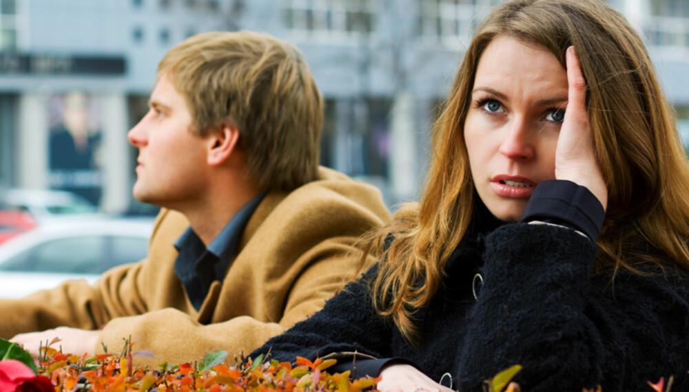 ULIKE: En forskjell mellom kvinner og menn, er altså hvordan vi oppfatter følelser ulikt, selv om det er store individuelle variasjoner.