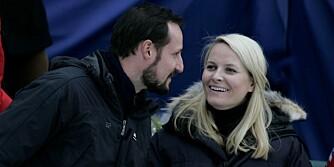 STÅLBRYLLUP: Norges kronprinspar har vært gift i 11 år, noe som betyr at de kunne feire stålbryllup i år.