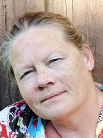 BEKLAGELIG: Avdelingsdirektør for psykososiale tjenester Elisabeth Jenset mener det er beklagelig at Nyeng ikke fikk noen å snakke med og er sikker på at det ikke ville ha skjedd i dag.