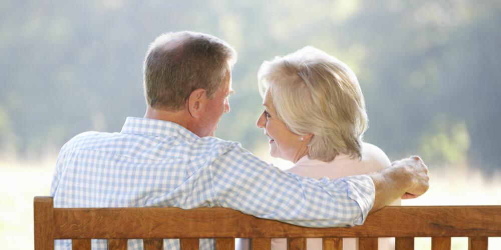 SERVICE = LANGT SAMLIV: Husker du at også forholdet trenger jevnlig service, kan du mest sannsynlig se fram til et langt og godt samliv med partneren din.