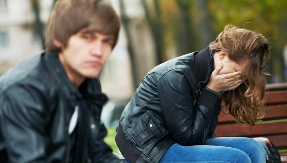 KJÆRLIGHETSSORG: Skal ikke undervurderes, det kan nemlig føre til fysiske skader på hjertet.