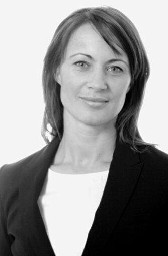 SAMBOERE UTEN BARN: - Dersom en ikke har felles barn og avdøde ikke hadde skrevet testament, har gjenlevende samboer ikke krav på arv, sier Ane Torbergsen, advokat MNA ved HELP-advokatene.
