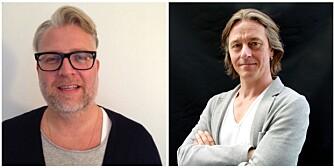 EKSPERTER: Sexologene Tore Holte Follestad og Dagfinn Sørensen har svarene på det han lurer på om sex og samliv.