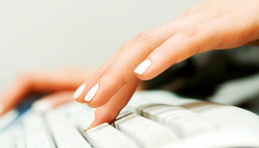 SJEKK SELV: Man kan kontakte et kredittopplysningsselskap via telefon eller nett for å få en kredittsjekk. Dette koster som regel 40-50 kroner.