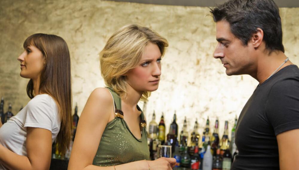 SUNT: Frode Thuen forteller om undersøkelser som viser at personer som kjenner litt sjalusi, har et bedre parforhold enn dem som ikke kjenner på dette, dermed kan litt sjalusi være et bra utgangspunkt for et godt forhold.