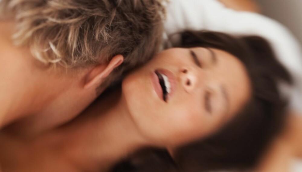 TA ANSVAR SELV: Du må tørre å være tydelig på hva som gir deg nytelse, sier sexologen.