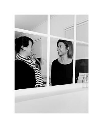 Søstrene Louise og Bolette Blædel har ikke angret ett sekund på at de tok valget om å starte opp en bedrift sammen. FOTO: bObles