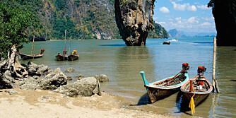BURMA: Minst like vakre strender som i Thailand, men mye større sjanse for å finne en helt for deg selv.