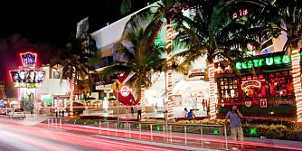 HEKTISK UTELIV: I Cancun finner du utelivstilbud som vil falle i smak hos de aller fleste.