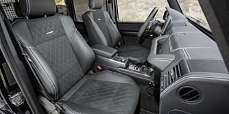 SHOWBIL: Showbilen Mercedes G500 4×4² varsler en ny æra for Mercedes G-klasse, Mercedes første SUV: FOTO: Daimler AG