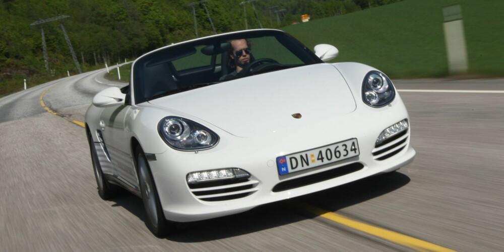 BRUKTBIL: Porsche Boxster. FOTO: Terje Bjørnsen