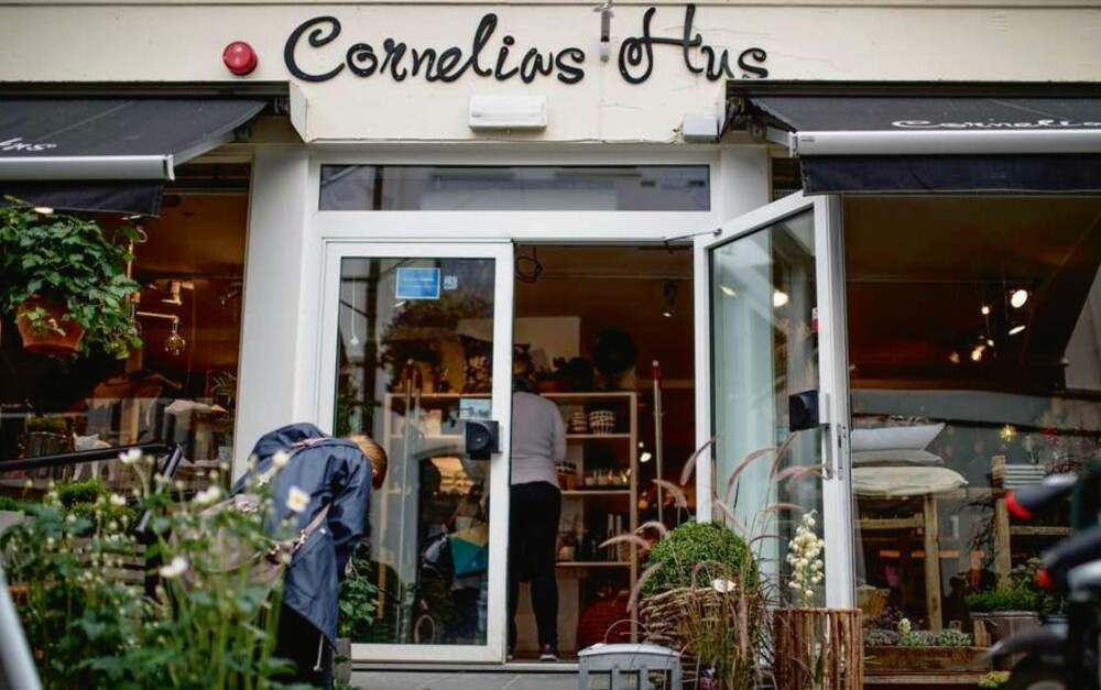 TRONDHEIM: Cornelias Hus finner du i Jomfrugata 1.