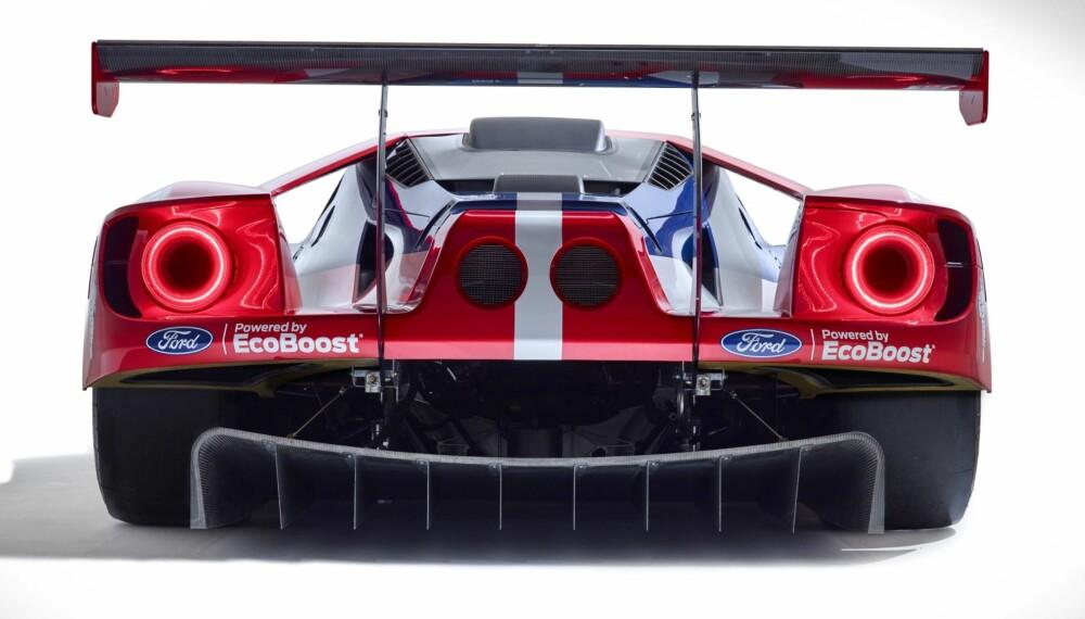 ET IKON: Ford GT40 er et vireklig ikon.
