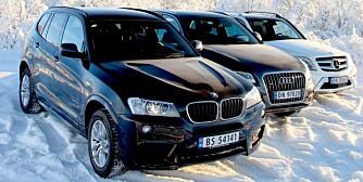 Uvdal 12122012 Luksus SUV Test